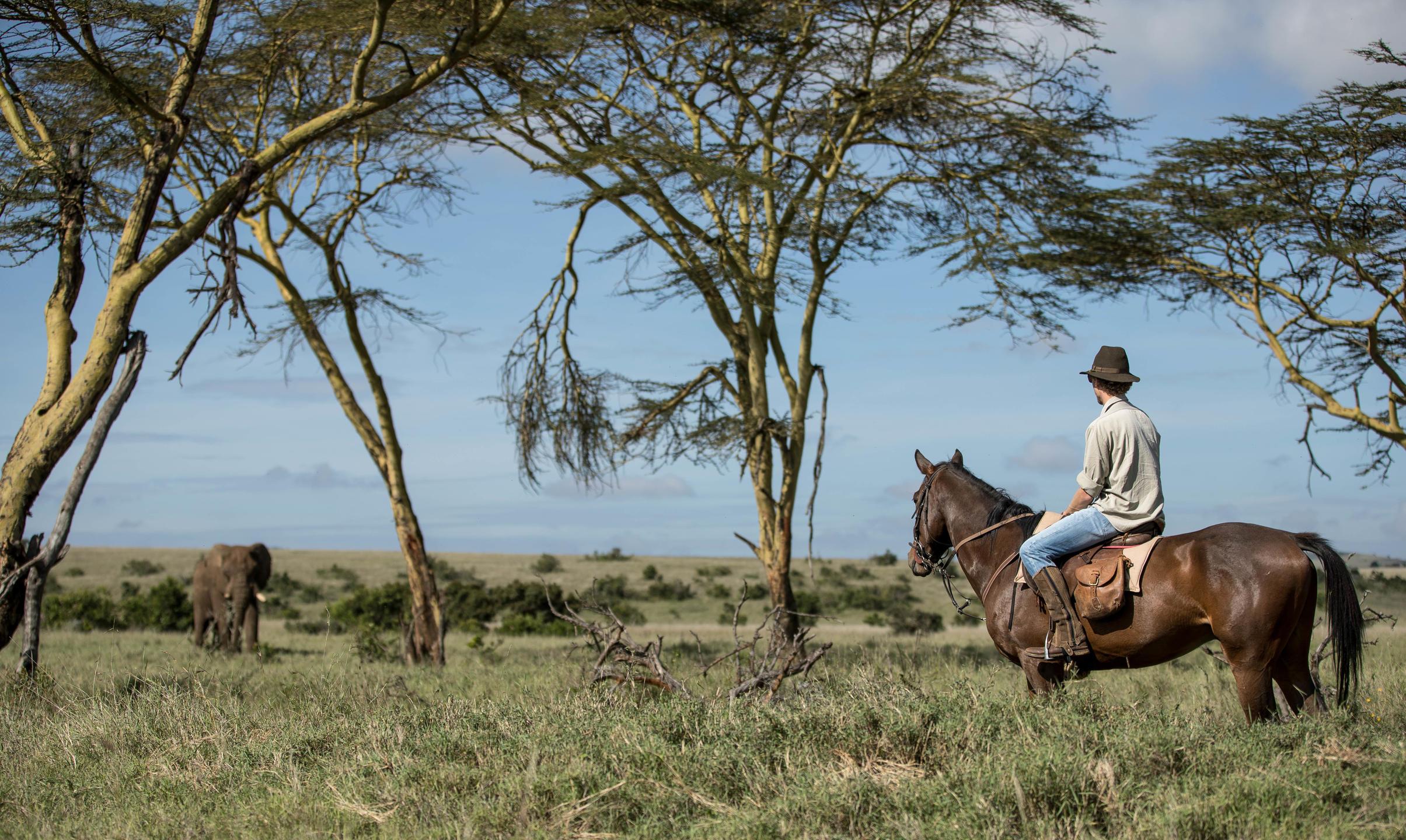 Day 04: Horseriding adventures in Borana
