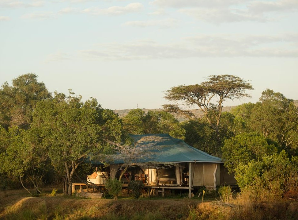 Day 02: Off to the Mara