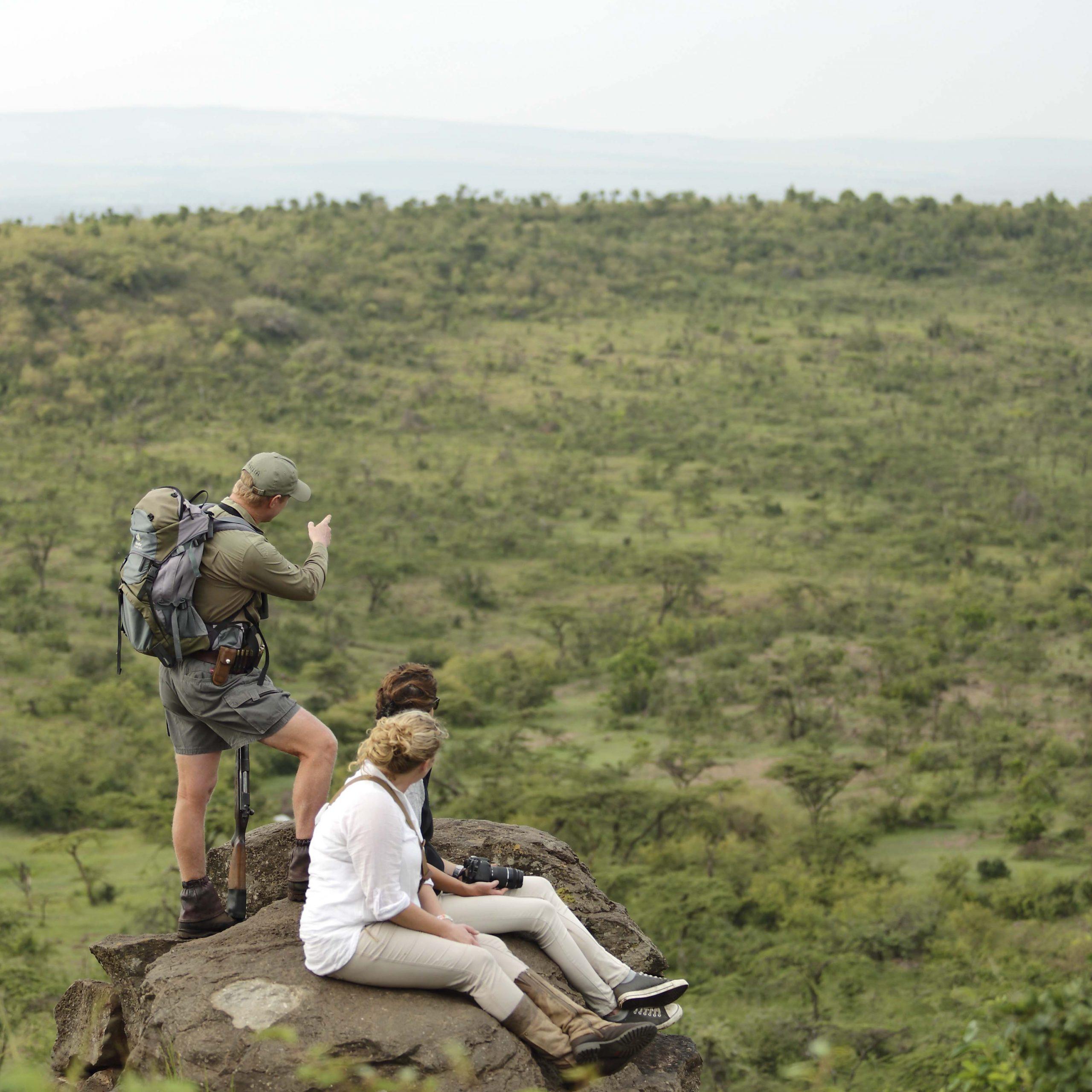 Day 09: On to Naboisho Conservancy