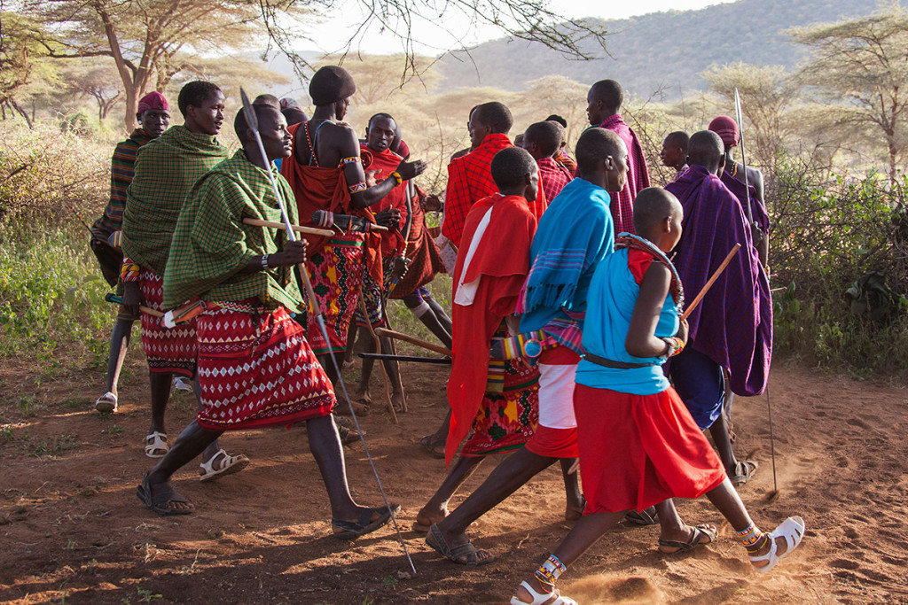 Day 05: Fly to Lewa and stay at Il Ngwesi